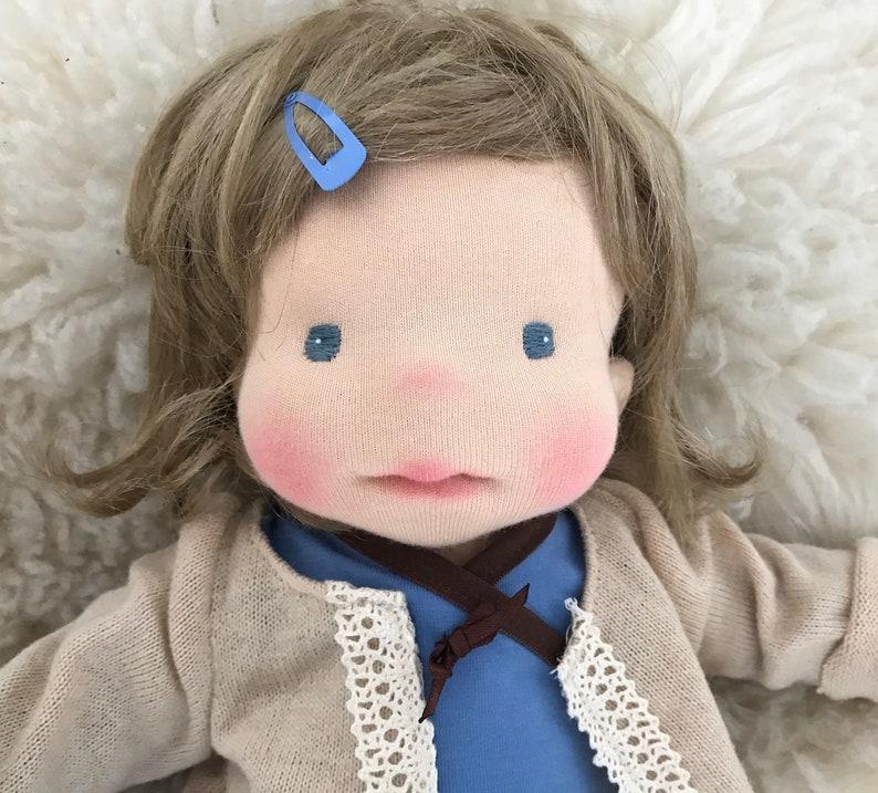 waldorf baby doll Ènice 14 image 0