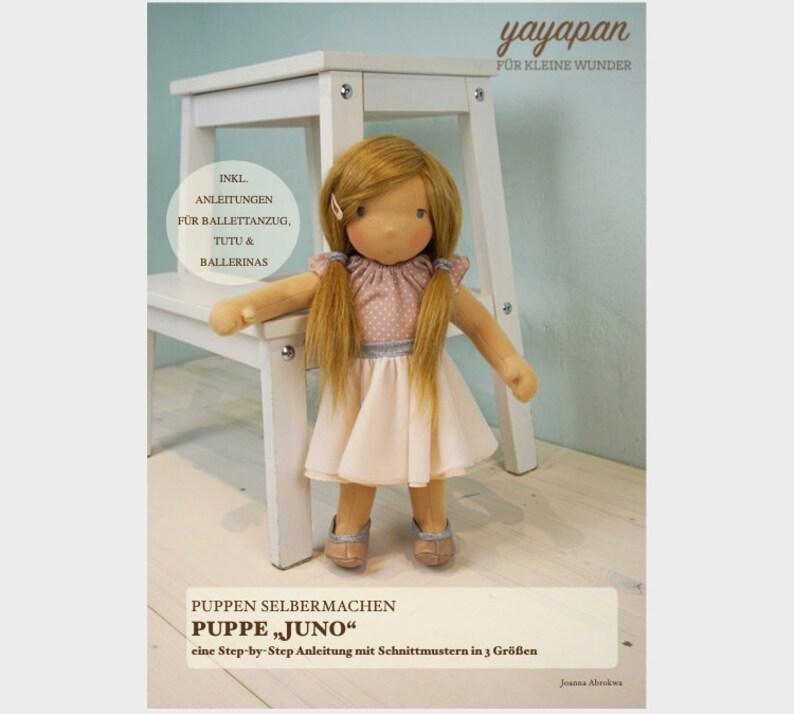 Ebook Puppe Juno / DIY-Anleitung image 0