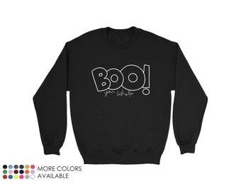 Boo! You Whore Mean Girls Halloween Spooky Sweatshirt