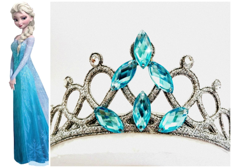 Frozen Tiara Headband Frozen TiaraFrozen Crown Elsa Crown ...