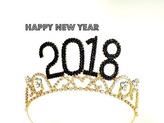 Happy New Year Headband 53