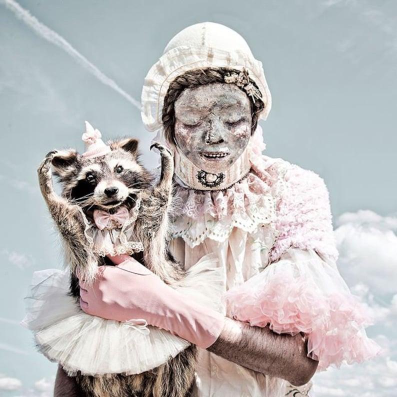surrealistic art photography print NO. CandiceAdele01 image 0
