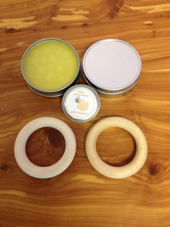 4 unzen bio holz versiegelung oliven l und bienenwachs etsy. Black Bedroom Furniture Sets. Home Design Ideas