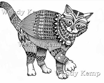 Kea Colouring Page For Adults Download And Print Sheet
