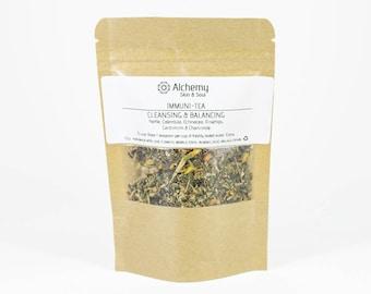 IMMUNI-TEA Cleansing & Balancing blend
