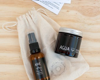 AIRE & AGUA Luxury Face Kit