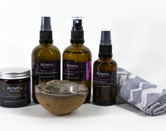 HOME SPA Ritual Kit - With instructions and accessories