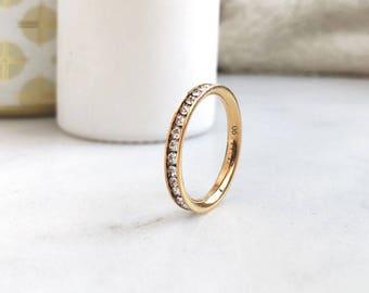 Custom Titanium Rings