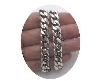 PP2808-70  Pendant 70cm 118.6g  Sterling Silver 925 oxidized