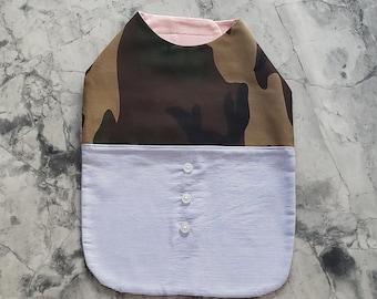 dog jacket  dog shirt  dog bed  dog leash  dog collar  army Callie Doggy Jacket by Jumping Jake Dog Co
