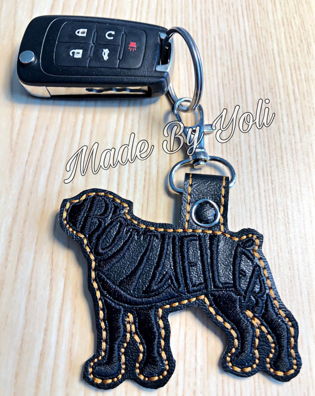 Rottweiler Keychain  46cb60909