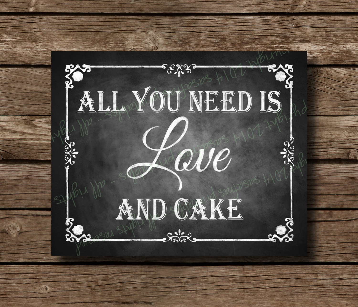 photograph about Printable Chalkboard Signs named Printable Chalkboard Wedding day Cake Indication, Dessert Bar, Wedding day Cake, Marriage ceremony Signal, Rustic Wedding ceremony Signal, Chalkboard Indication, All oneself will need is take pleasure in