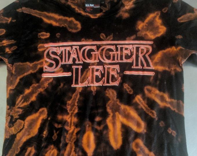Stagger Lee Grateful  Dead Tie dye