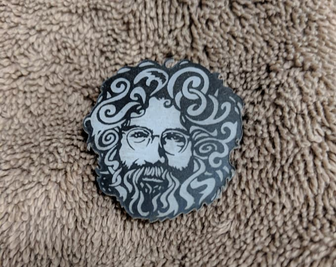 Jerry Face Glow Hat Pin