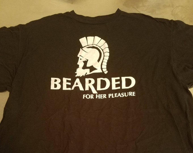 Bearded for Her Pleasure Tee