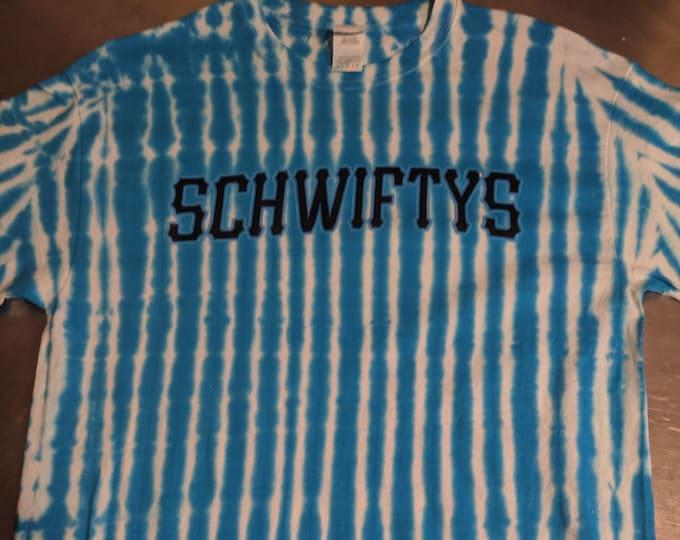 Get Schwifty Jersey Tie Dye