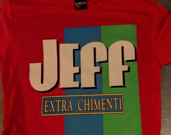 Jeff Chimenti Tee