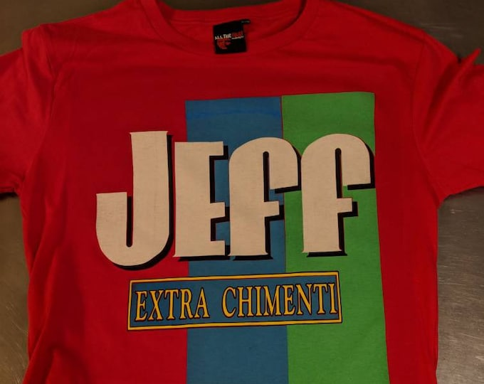 Youth Jeff Chimenti Tee