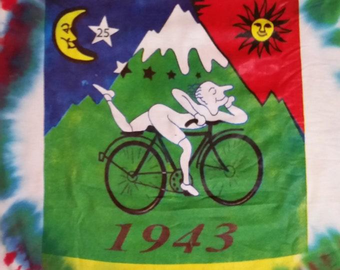 Hoffman Bicycle Days Tie Dye Tee