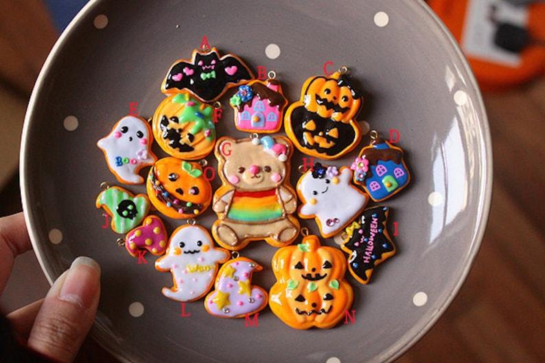 Buy 2 Free 1 Halloween Fake Sugar Cookies Anti Dust Plug ...