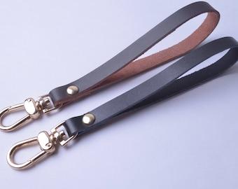 key chain,Wristlet Strap,Genuine Leather Keyfob straps-key wristlet-Key Fob Wristlet-Genuine Leather Wrist Strap For Clutch/Wristlet/purses