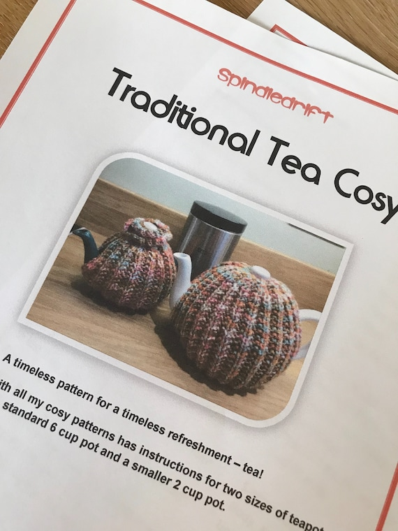 Tea Cosy Knitting Pattern Pdf Download