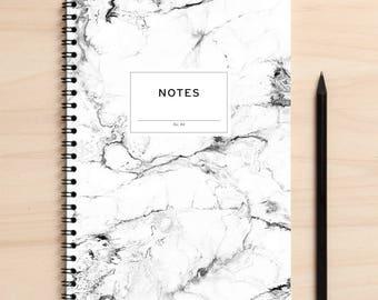 "Notebook ""Notes04 Marmor"" A5"