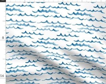 Nursery Bedding - Ocean Waves