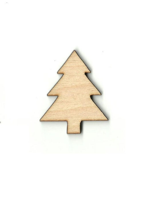Triangle Unfinished Wood Shape CutOut Variety Sizes USA Made shapes
