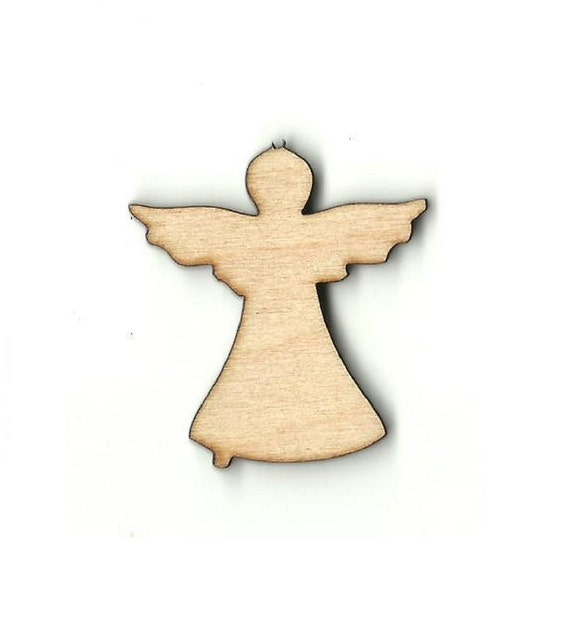 Cross Laser Cut Out Unfinished Wood Shape Craft Supply REL5