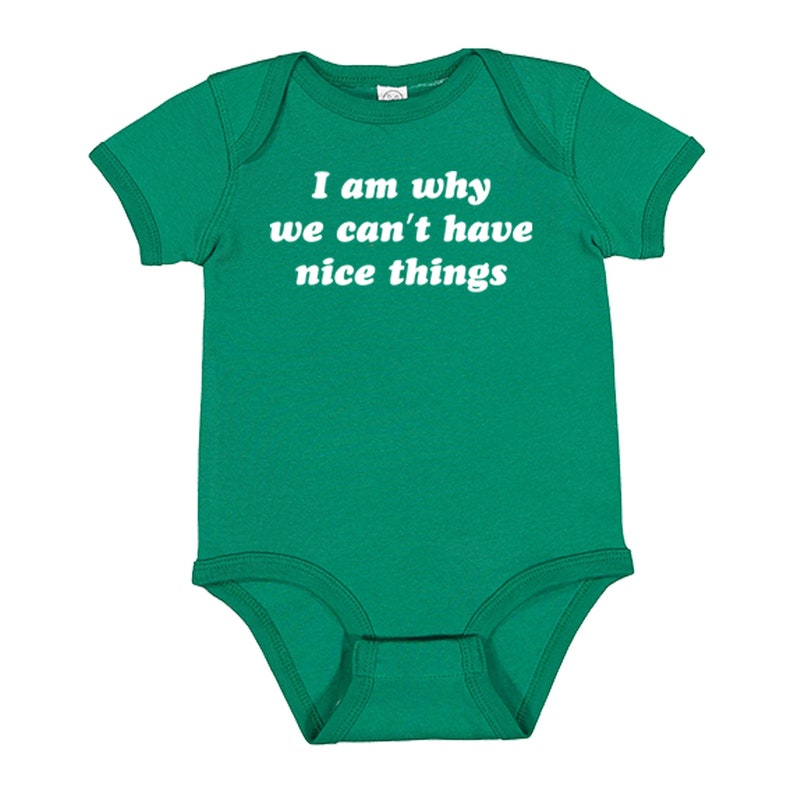 Baby Onesie I am whyBaby GiftCustomizable OnesieBaby ApparelCute OnesiesOnesies for BabiesBaby ClothesBaby Creepers