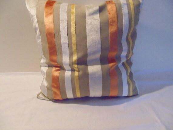 Designers Guild Fabric Trasimeno Ochre Cushion Covers