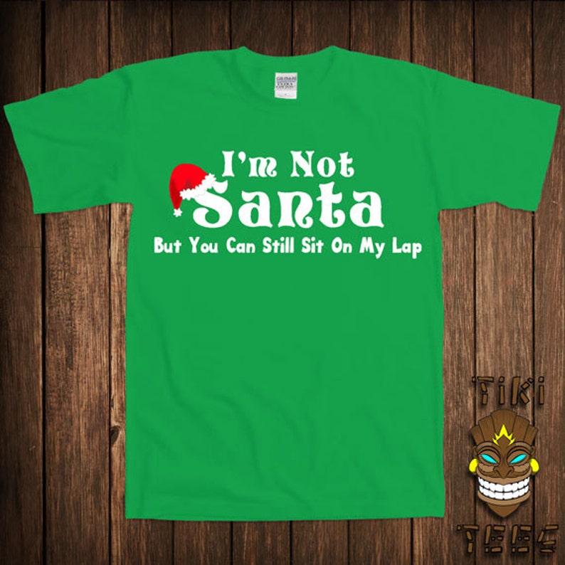 5428ab47c Funny Christmas T-shit Dirty Santa Tshirt Tee Shirt Holiday   Etsy