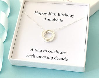30th Birthday 1988 Keepsake Funny Gift Gifts For Women Novelty Ladies Female