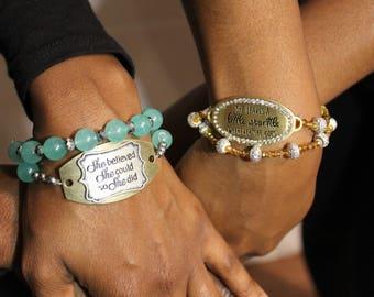 Little Reminders Bracelet Set