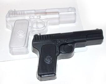 Revolver gun mold | Etsy
