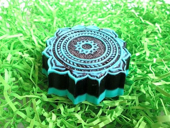 Jabón De Sol Luna Molde Flexible de Silicona Molde para dulces Pastel De Chocolate Molde Decoración