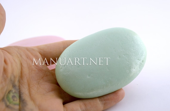 3D Large round stone silicone mold stone mold stone mold silicone river stone mold candle stone mold resin molds stone silicon mould