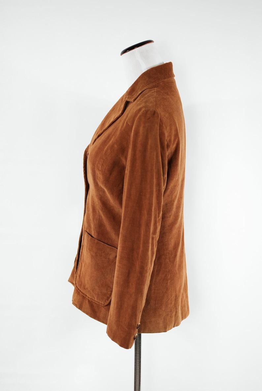 1970/'s Acorn Corduroy Pocket Blazer Jacket