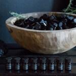 Natural Perfume Sample Set // Choose Four or More - all natural and botanical