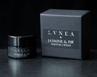 Jasmine and Fir - Parfum Créme - Natural Solid Perfume