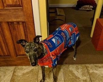greyhound fall coat /from Dewey