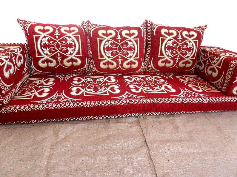 bohemian furniture,Arabic style majlis floor sofa set,floor couch,oriental  floor seating, floor seating sofa, ethnic sofa,living room sofa