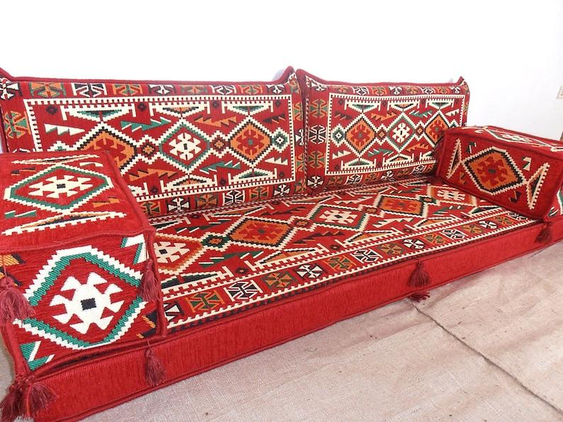 oriental floor seating floor couch floor seating sofa Arabic style majlis floor sofa set ethnic sofa,bohemian furniture,living room sofa