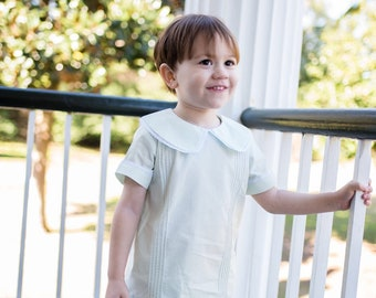 Boys Heirloom Button-On Church Outfit FREE SHIPPING Prince George