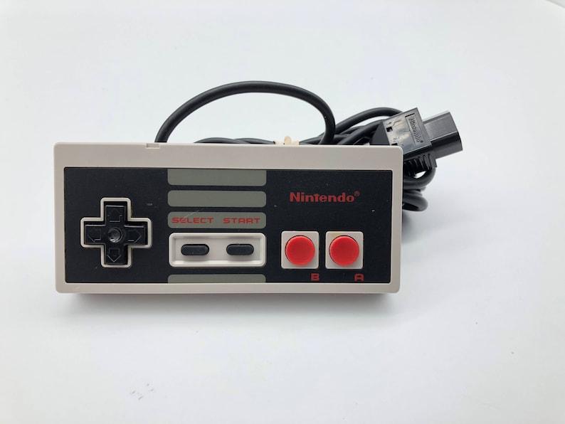 Original NES-004 Controller Game Pad for Nintendo image 0