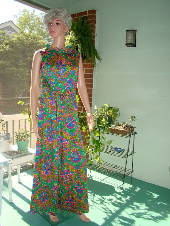 Vintage Mod Pantsuit/Jumpsuit by Alexa from Sunny
