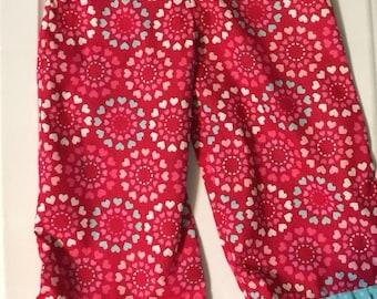 Valentine Ruffled Pants