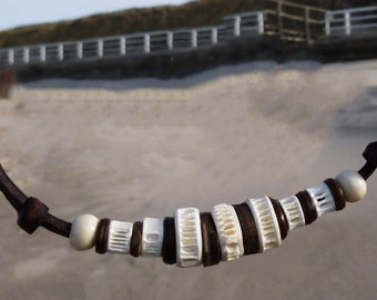 d259ea0ec1 Surferkette Damen & Herren Surfer Damenkette Girls Herrenkette Jungekette  Halskette