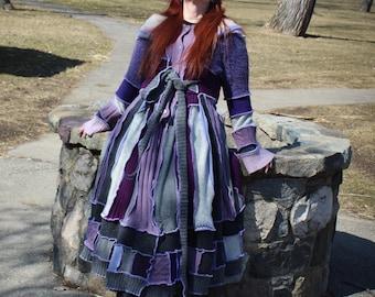 """Custom Fairy Coat Long  """"My Heart"""" custom"""